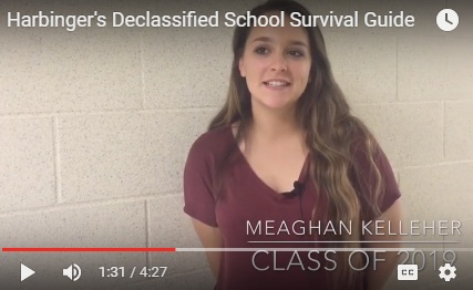 VIDEO: The Harbinger's Declassified School Survival Guide