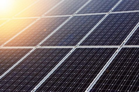 Let the sun shine: District considering solar panels for energy