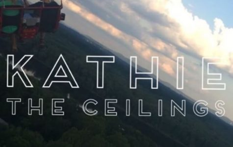 Sophomores Maggie Del Re, Adam Hamling,and Jason Goguen are bandmates under the name The Ceilings. 'Kathie' is one of their albums listeners can hear on ReverbNation.