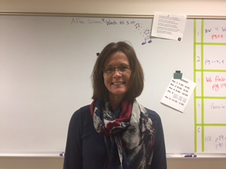 Faculty Friday: Margaret Perreault