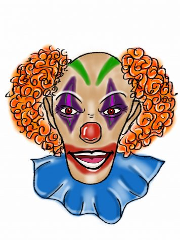 Clown craze causes concern