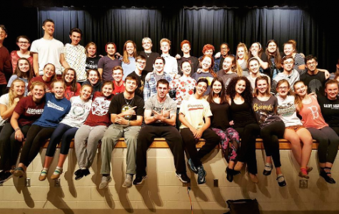 Fall in love with the fall musical