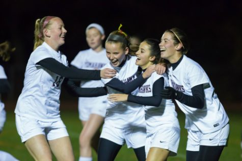 Girls' soccer heads into playoffs strong