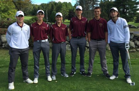 Golf team swings to success