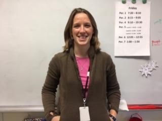 Faculty Friday: Sarah Lawlor