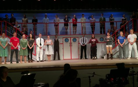Anything Goes earns crowd praise