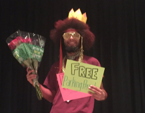 Youssef debates, juggles his way to win the Senior Pageant