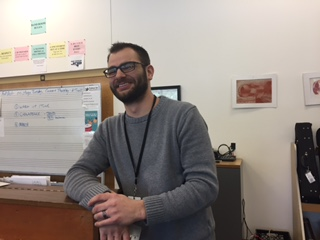 Faculty Friday: Eric Vincent