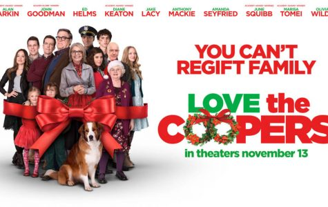 """REVIEW: """"Love the Coopers"""" offers funny, touching family flim"""