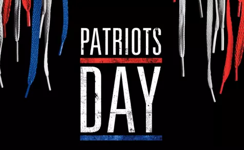 Patriots Day shows the aftermath of the Boston Marathon bombings in April 2013.