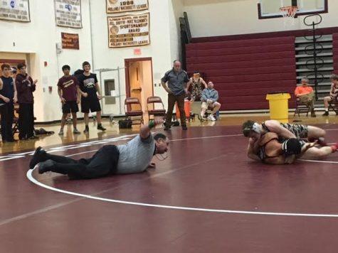 Wrestling works for successful season
