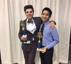 DECA deals to the top at Districts, progresses onto States