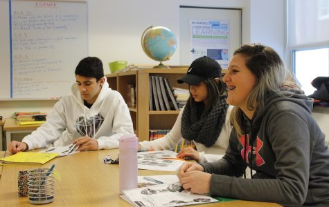Students adapt to new language, new culture