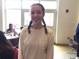 Freshman Monday: Hadley Schaufeld