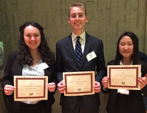 Model UN debates to success at UMass conference