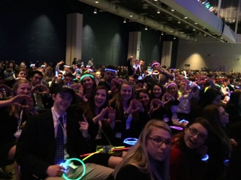 DECA champions on to International Career Development Conference