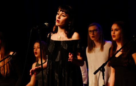 Senior Reflection: High, low notes influence Chloe Bernier through music department