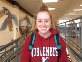 Junior Wednesday: Erin O'Reilly
