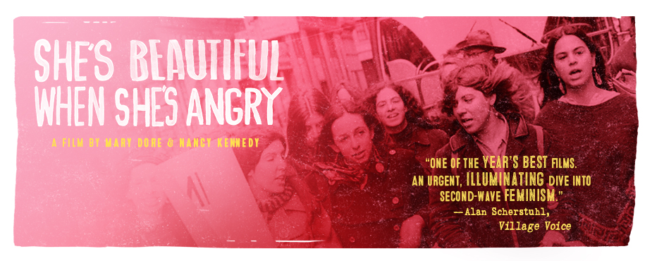 Filmmaker Mary Dore shares the story of the feminist movement from 1966 to 1971.