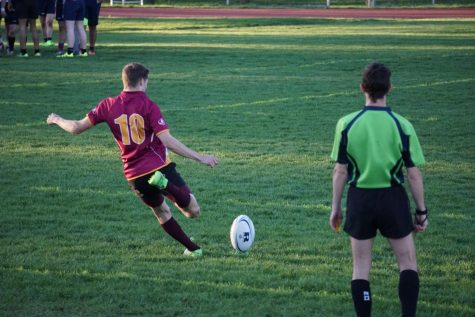 Boys' rugby moves to MIAA division