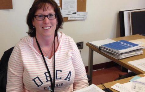 Faculty Friday: Patricia Riley