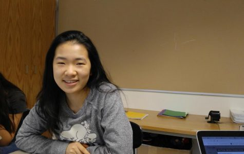 Sophomore Tuesday: Nellie Zhang