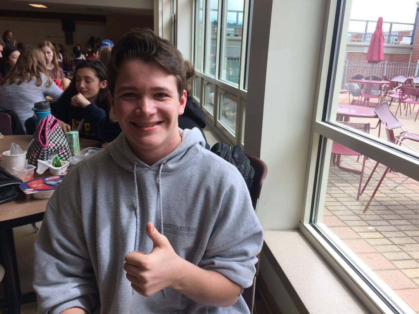 Junior Wednesday: Jacob Kerr