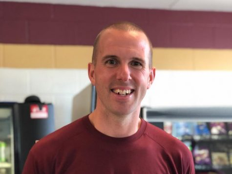 Former physical education teacher Andrew McGowan hopes to spread influence as new assistant principal
