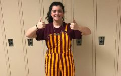 Got spirit? Students show off school pride through participation in spirit days