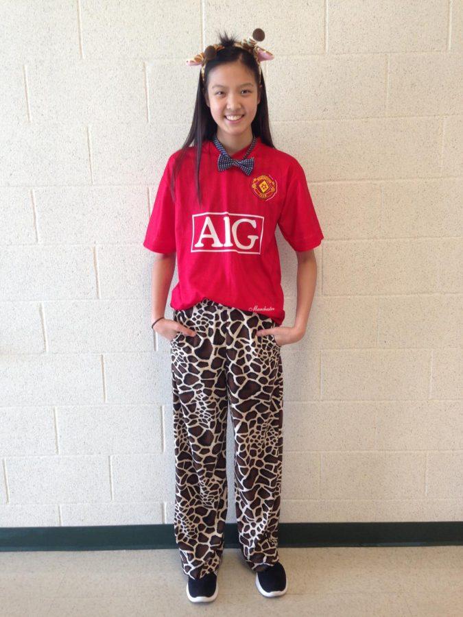 Senior Laura Shi