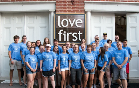 Sainsbury travels to Philadelphia on mission trip, continuing love for service