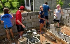 Barnes travels to Dominican Republic, volunteers in impoverished areas