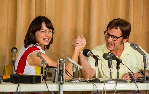The 2017 film 'Battle of the Sexes' tells the inspiring story of tennis player Billie Jean King and her struggle to beat Bobby Riggs in the infamous 1973 tennis match.