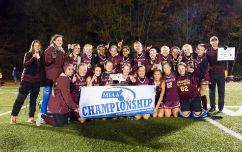 Field hockey grabs Central Massachusetts championship title