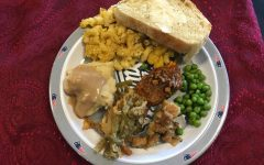 AP Environmental class celebrates vegan Thanksgiving