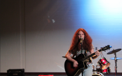 Spooky Sachem Coffeehouse engages crowd