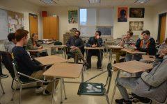 Philosophy club ponders, debates current events