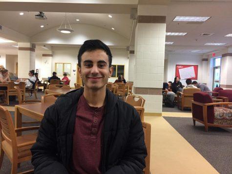 Junior Wednesday: Amir Bagheri