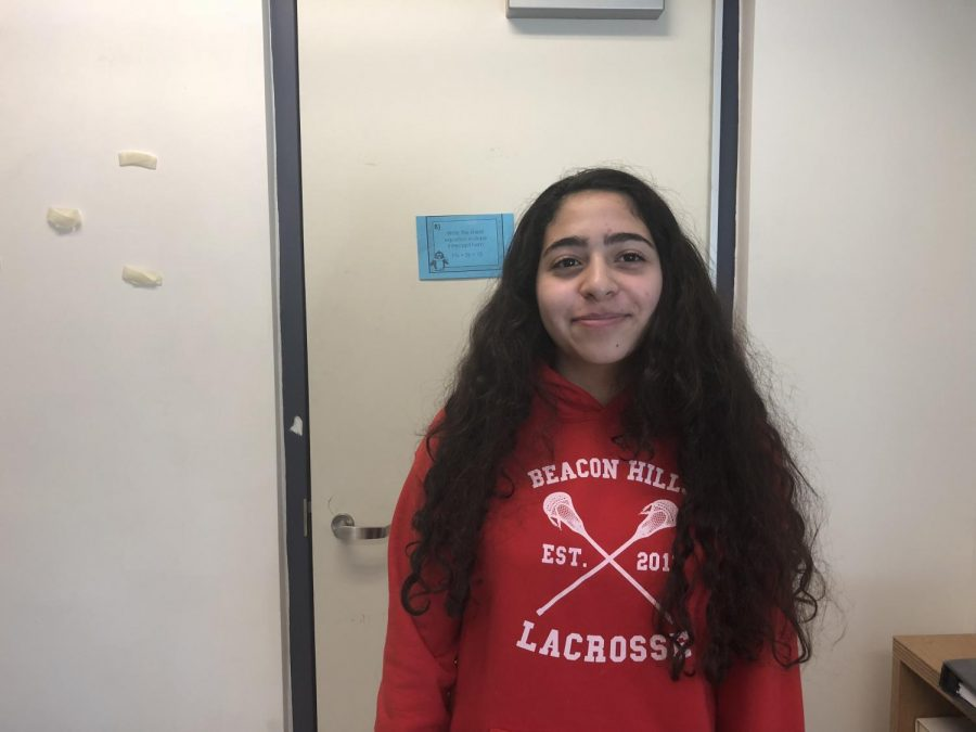 Freshman+Monday%3A+Sarah+Abouchleih