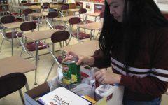 Food drive provides meals, holiday cheer