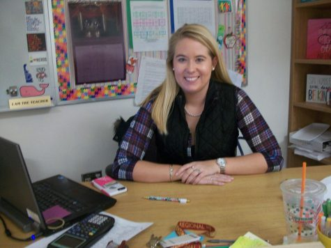 Faculty Friday: Gwenevere Temte