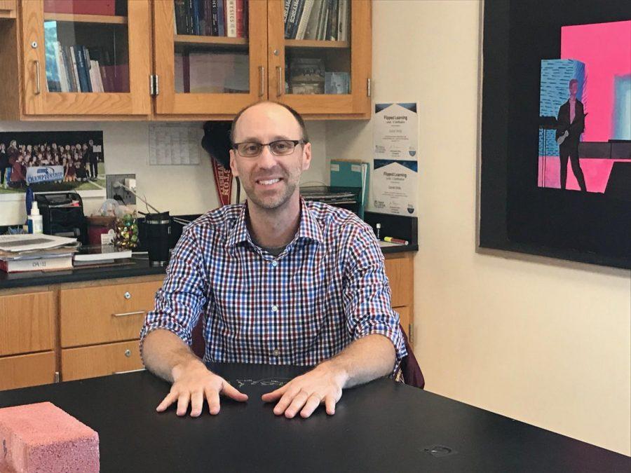 Faculty Friday: Daniel Welty