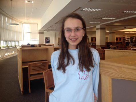 Sophomore Tuesday: Stephanie Kalinowski