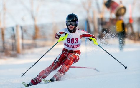 Ski team excels in leagues