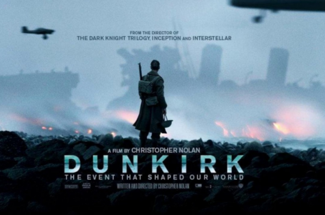 'Dunkirk' captures audience through visuals
