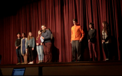 Poetry Out Loud finalists perform in schoolwide contest