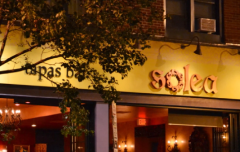 Solea provides delicious excursion into Spanish cuisine