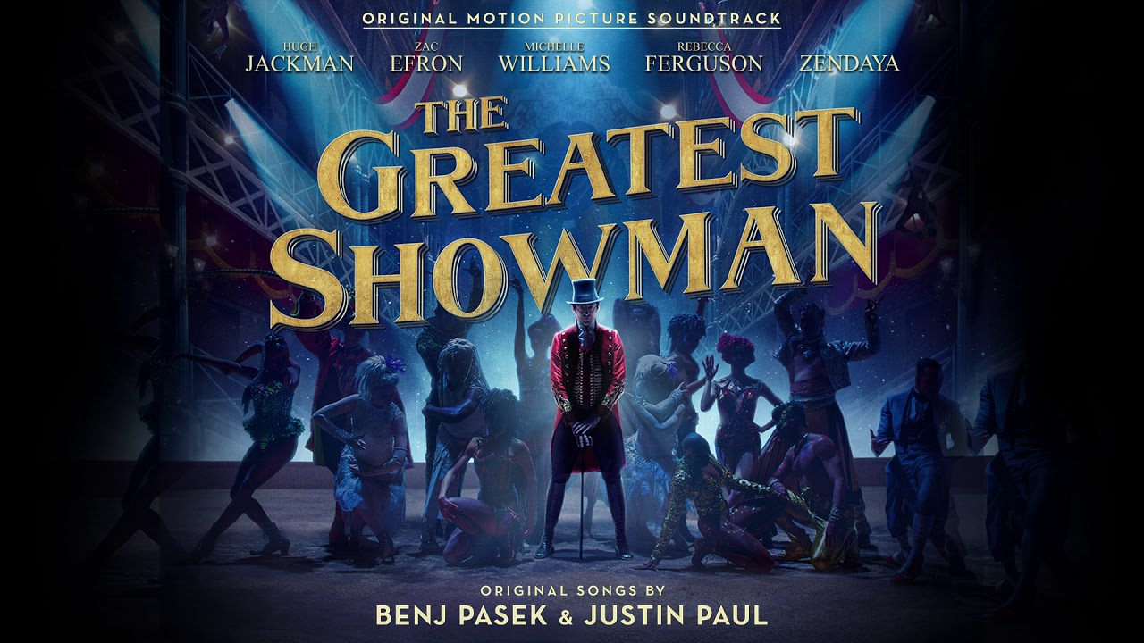The new film 'The Greatest Showman' provides inspiration to follow your dreams.