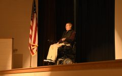 Speaker Travis Roy shares story of perseverance