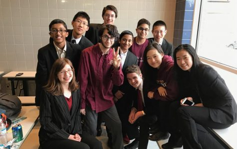 Q&A: Speech and Debate Club vice president explains debate competitions, meetings